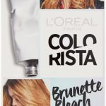 Mechas balayage L'Oreal Paris Colorista Coloración Temporal Tono Effect Brunette Bleach